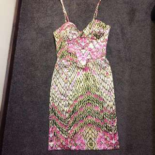 Kitten Pink size S dress
