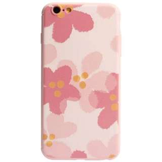 Iphone 6/ 6S pink floral case