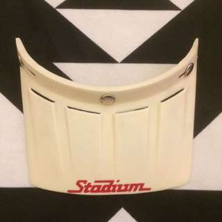 Helmet stadium cap vintage