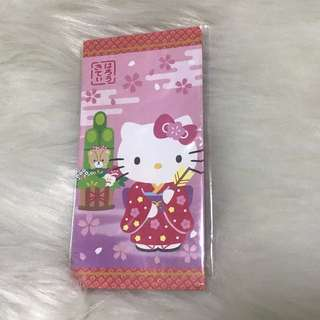 日本製Hello Kitty利是封 信封