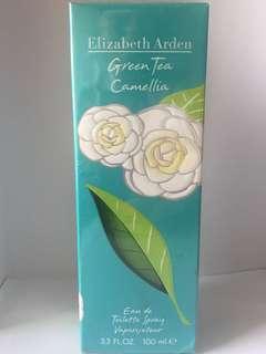 Green Tea Camelia By Elizabeth Arden