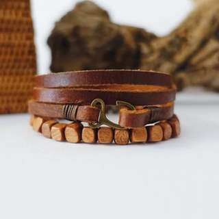 Brown Fiesta Bracelet Bundle
