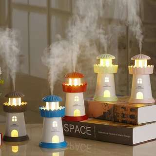 Light house humidifier