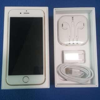 Brand New iPhone 6.Rose Gold.32 GB.Smart Locked