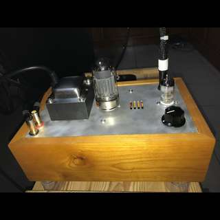 High Impedance Headphone Amplifier Bottlehead Crack + Speedball