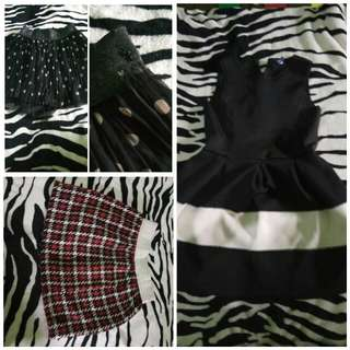 take all 40rb (dress & rok)