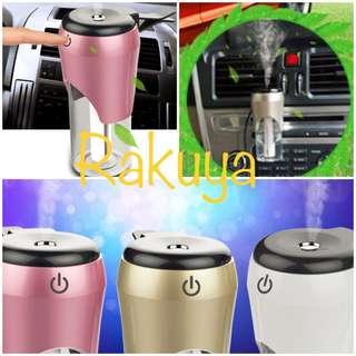 Mini Car Humidifier(車內用, 辦公室兩用)