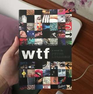 WTF novel ( bahasa inggris )