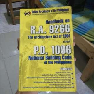 Handbook on R.A. 9266 & P.D. 1096