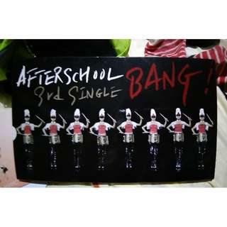 BANG! After School 3rd Single Album