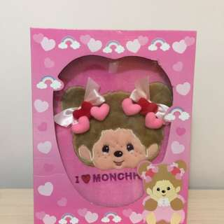 Monchhichi 可愛暖水袋