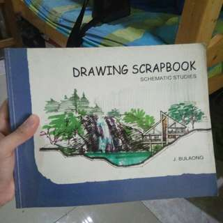 Drawing scrapbook