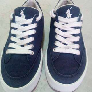 For Sale: POLO RALPH LAUREN Women Rubber shoes made in US