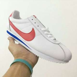 NIKE CORTEZ LEATHER FOREST GUMP