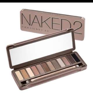 #Huat50Sale Urban Decay Naked 2