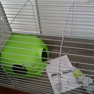 Savic Caesar 2 Knock Down Guinea Pig Rabbit Cage