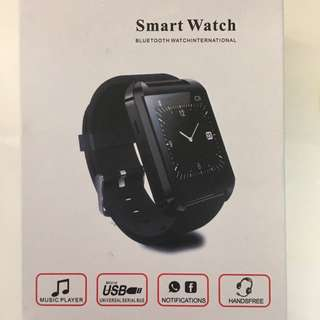Smart Watch (brand new with full package)