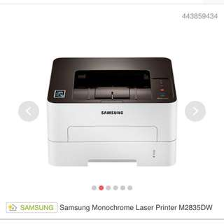 Samsung xPress monochrome laser printer M2835D