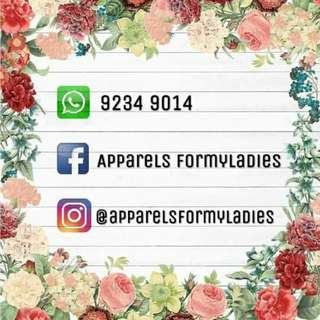 Apparels Formyladies