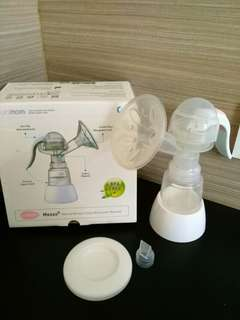 Unimom manual breastpump
