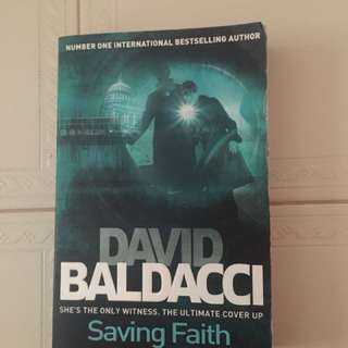 Saving Faith by David Baldacci