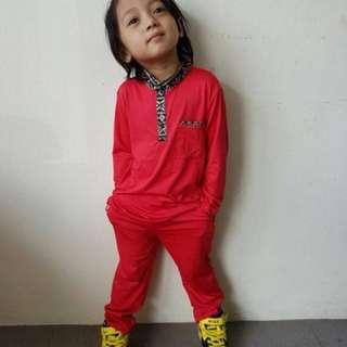 Boy Baju Kurung Set(PO)