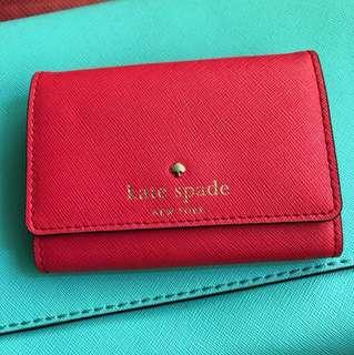 Kate Spade短銀包