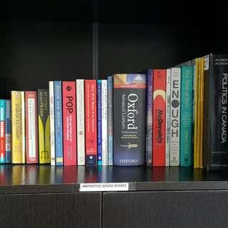 Buku Bekas Impor (Imported Used Books)
