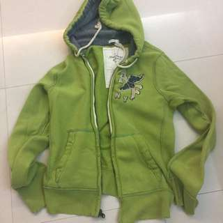 A&F Zip-up (M size)