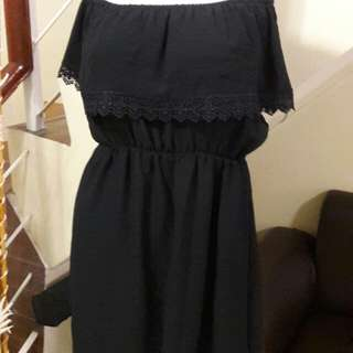 Womens black dress