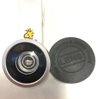 0.4X wide-angle lens 超廣廣角鏡 from log-on