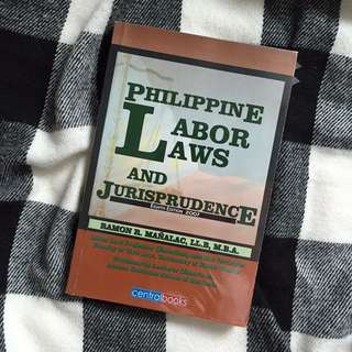 MAÑALAC Philippine Labor Laws & Jurisprudence