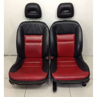 Honda Airwave Car Leather Seat (CS332)