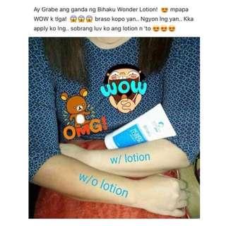Bihaku Wonder Lotion