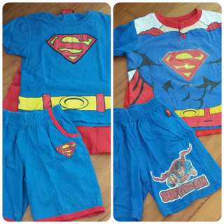 [All for $15] Superman Costume