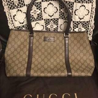 減!!!!!!!! Gucci bag waterproof canvas