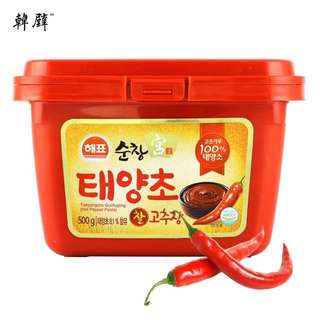 現貨│SAJO韓式辣椒醬 韓式沾醬-效期2019.06.19