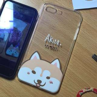 柴犬iphone6/6splus電話殻