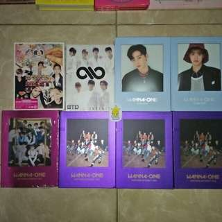 Wanna one infinite shinee album korea