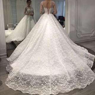Sewa gaun pernikahan