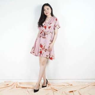 Jelika Flower Dress