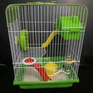 Kandang Hamster Merk Octagon