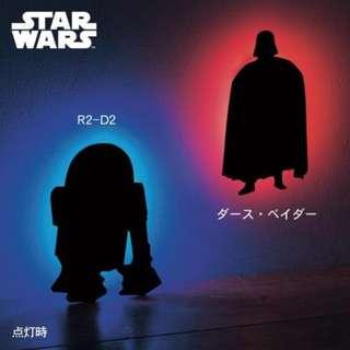 <🇯🇵日本預購> Star War 感應 LED 燈