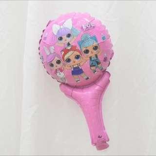 PO LOL surprise handheld balloons brand new