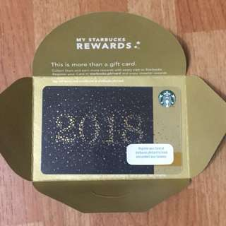 Starbucks Card w/ 1000Php Load