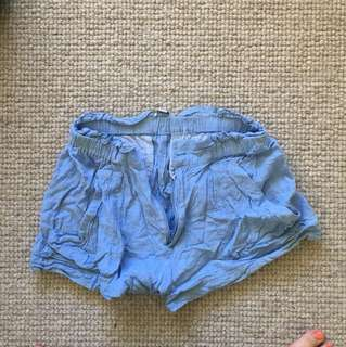 Elwood denim shorts