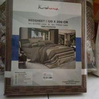 BEDSHEET 120x200 cm (100% Polyester)