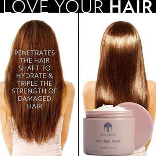 Hair Mask for Damage and Fizzy Hair