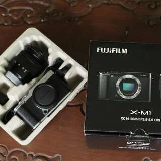 Fujifilm XM1 murah