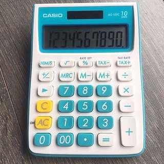Casio 10 Digits Calculator (MS-10VC)
